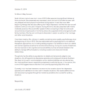 Sample SSN Letter