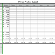 Budget Ledger
